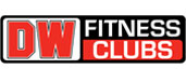 DW Fitness Clubs logo